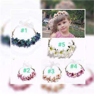Accessories - New Arrivals Flower Headbands For Girls Kids